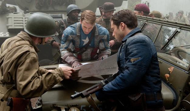 Nuevas imágenes de Capitán América: El primer vengador