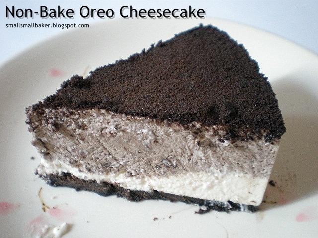 Non Bake Oreo Cake