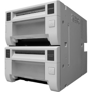 a photograph printer has appeared inward my companionship Mitsubishi CP-D707DW Driver Download