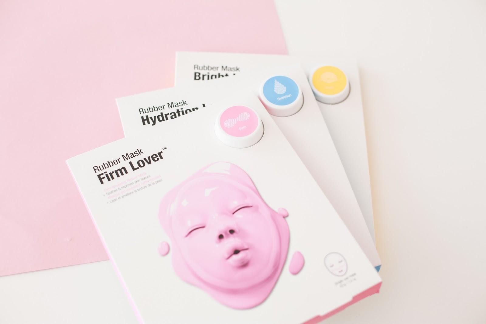 rubber Masks Dr Jart+ x Kenzo