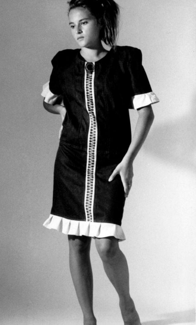 See Rare Photos of Young Melania Trump's Early Career as a ...