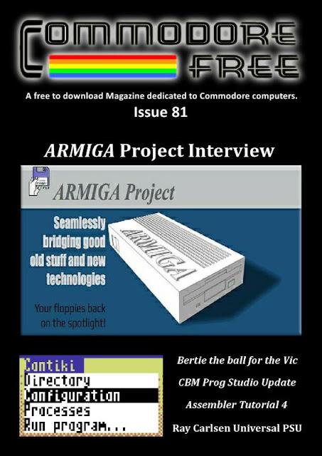 Commodore Free Magazine #081 (081)