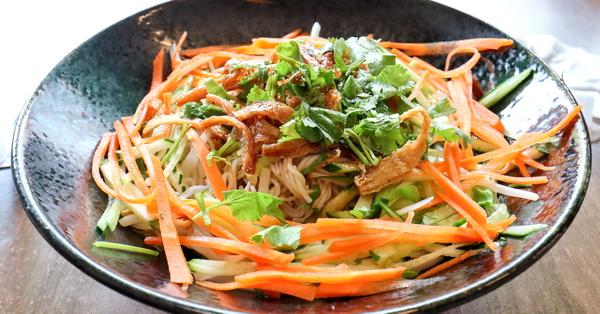 台中大里一喜堂素齋|越南素食料理,天然鮮蔬食材,大元國小對面