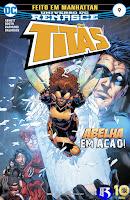 DC Renascimento: Titas #9