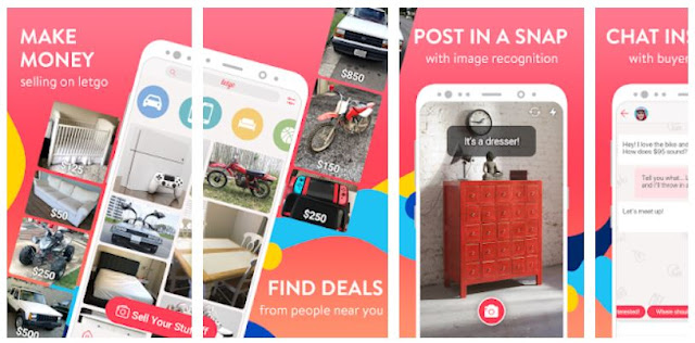 letgo leading marketplace mobile app free download