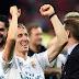 Real Madrid descarta possibilidade de negócio e põe fim a rumores sobre Modric