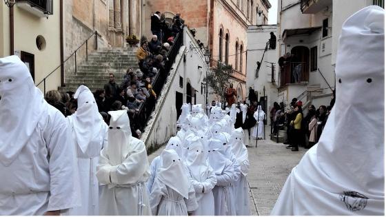La processione dei Misteri a castellaneta