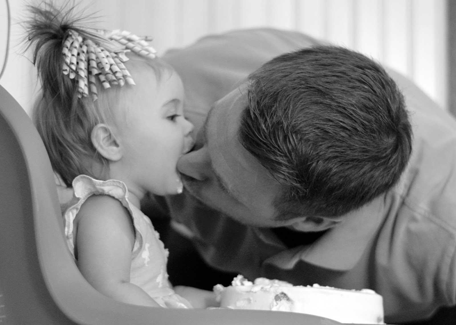 Tess's 2nd Birthday Letter {From Daddy}