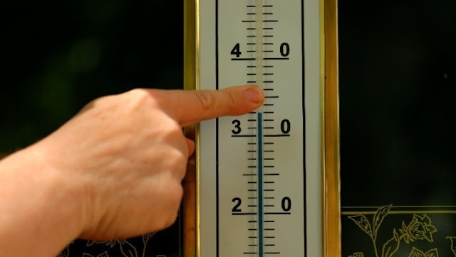 Υψηλότερες οι τιμές της θερμοκρασίας αυτό το καλοκαίρι