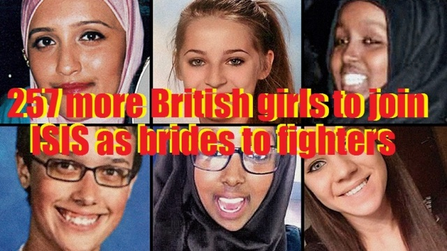 British girls going to join ISIS in syria