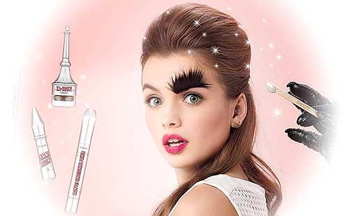 Abracada Brow !!! La colección de maquillaje que te arregla las cejas