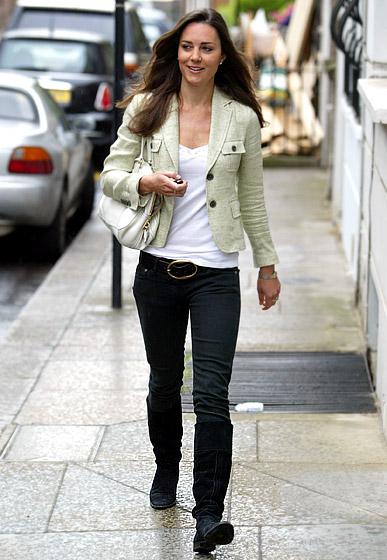 Berat Badan Kate Middleton Turun Drastis
