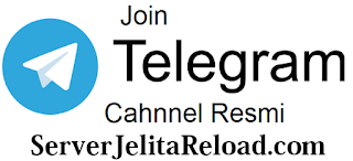 Channel Telegram Info Terbaru ServerJelitaReload.com