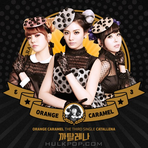 Orange Caramel – The Third Single CATALLENA (FLAC + ITUNES PLUS AAC M4A)