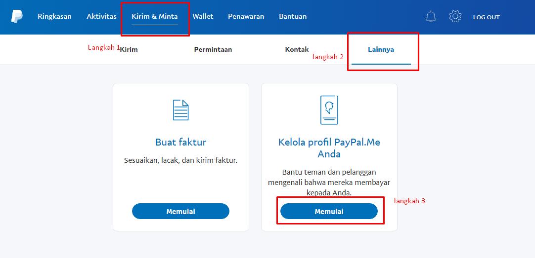 Cara Membuat Tombol Donasi Paypal Di Wordpress Dan Blogger
