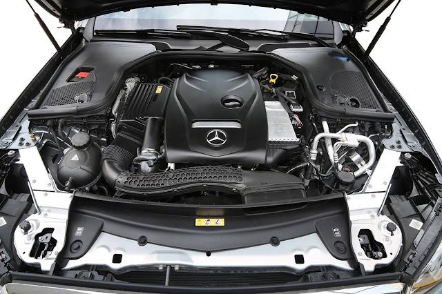 Mercedes Classe E 2017 - Brasil