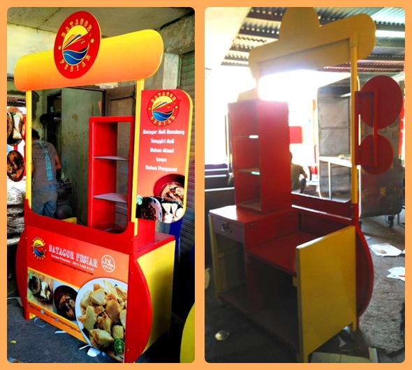 Booth Portable,Booth Bongkar pasang