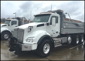 Pierce County Kenworth T880 Dump Truck