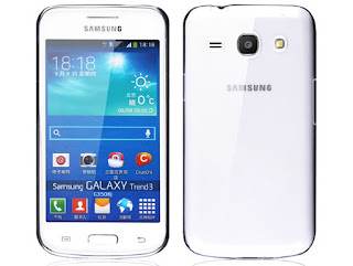 Мобильный телефон Samsung SM-G350E Galaxy Star Advance White