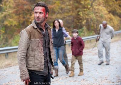 The Walking Dead 2x13: Linea di Fuoco (Questa sera)