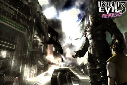 Free Download Game Resident Evil 3 for Computer or Laptop