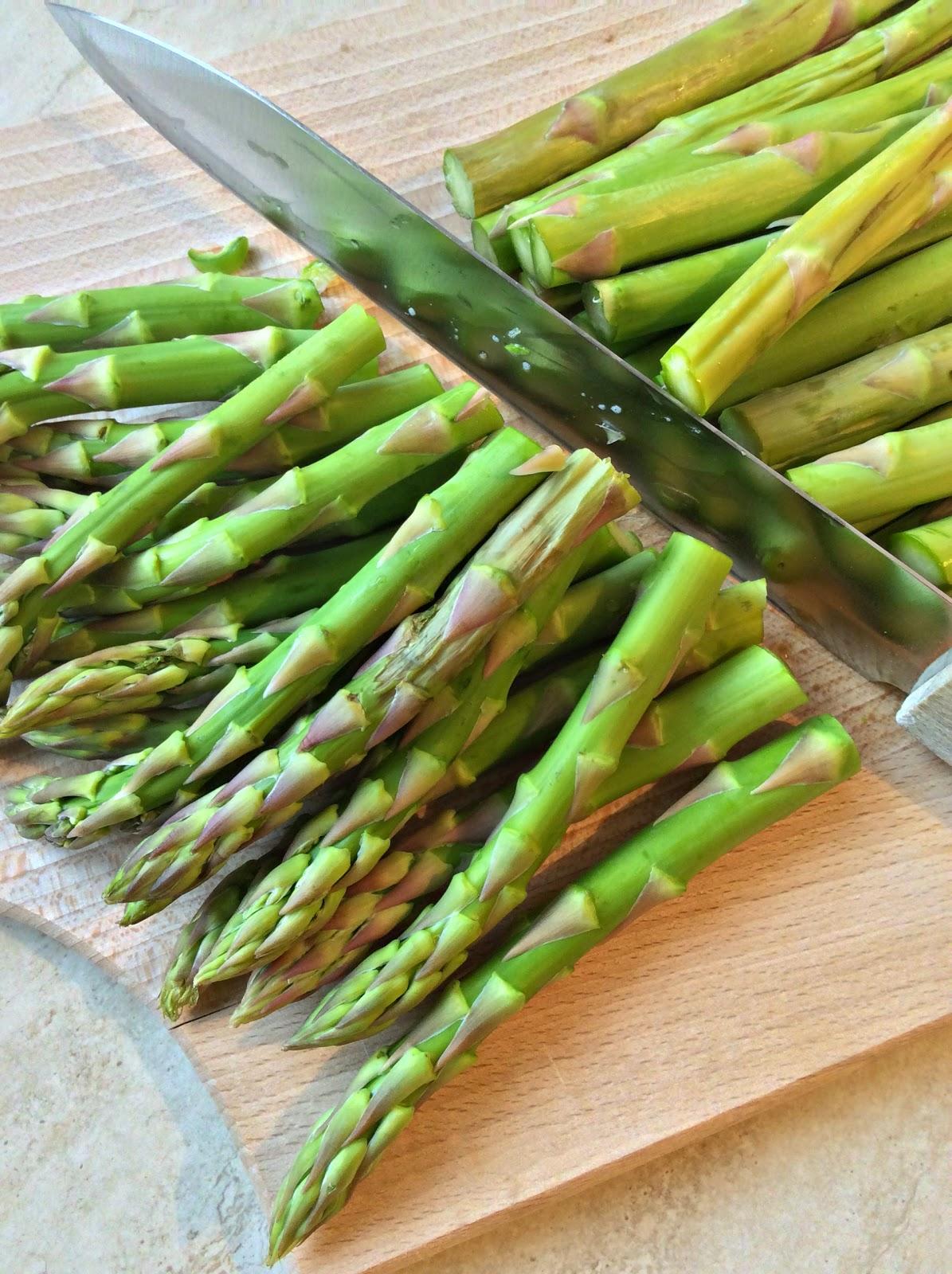 ricette con gli asparagi