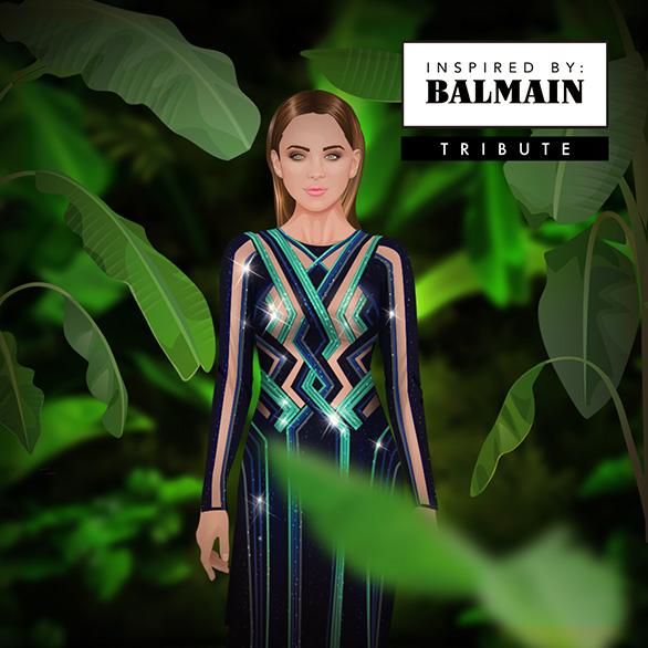 c52db7974cf6 Balmain Tribute - Released