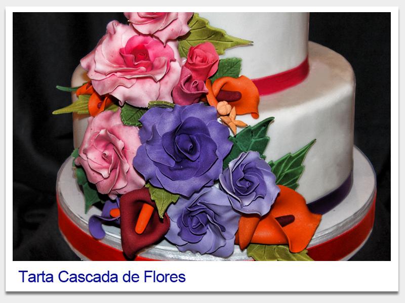 6 Tortas Cascada: SweetColours, Tartas Decoradas: Septiembre 2012