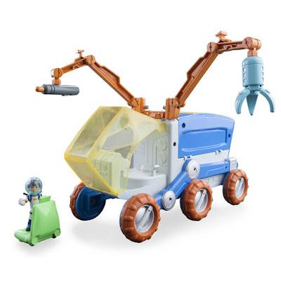 JUGUETES - Miles del Futuro  Vehiculo Mars Rover : Laboratorio Espacial  2016 | SERIE CLAN - TELEVISION  Comprar en Amazon España