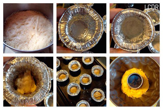Receta de torta de babás napolitanos al ron 05