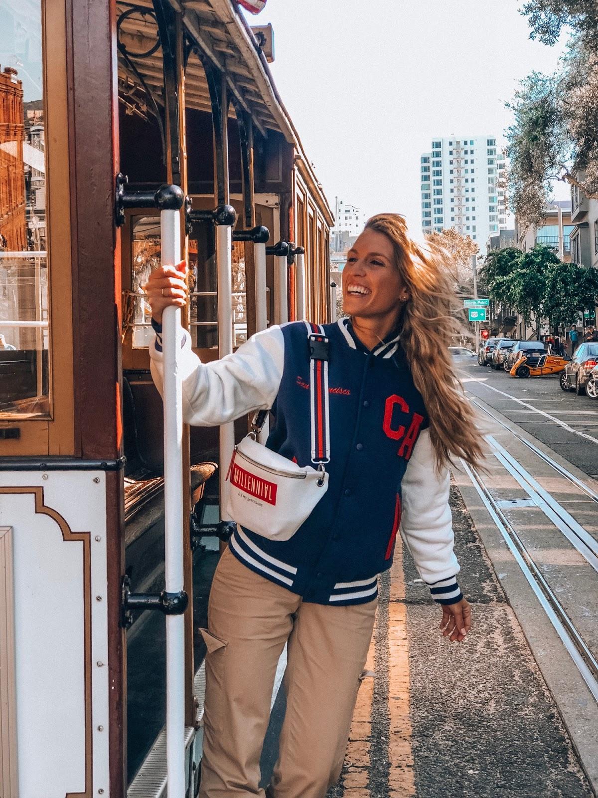 foto en Tranvía de San Francisco