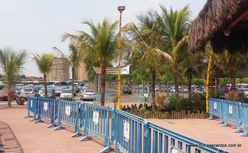 parque aquático Olimpia