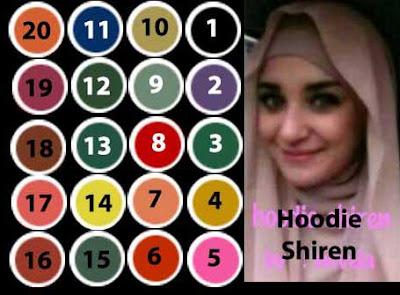 jual jilbab Shireen