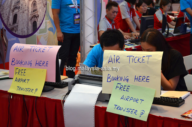 Airline Tickets Matta Fair
