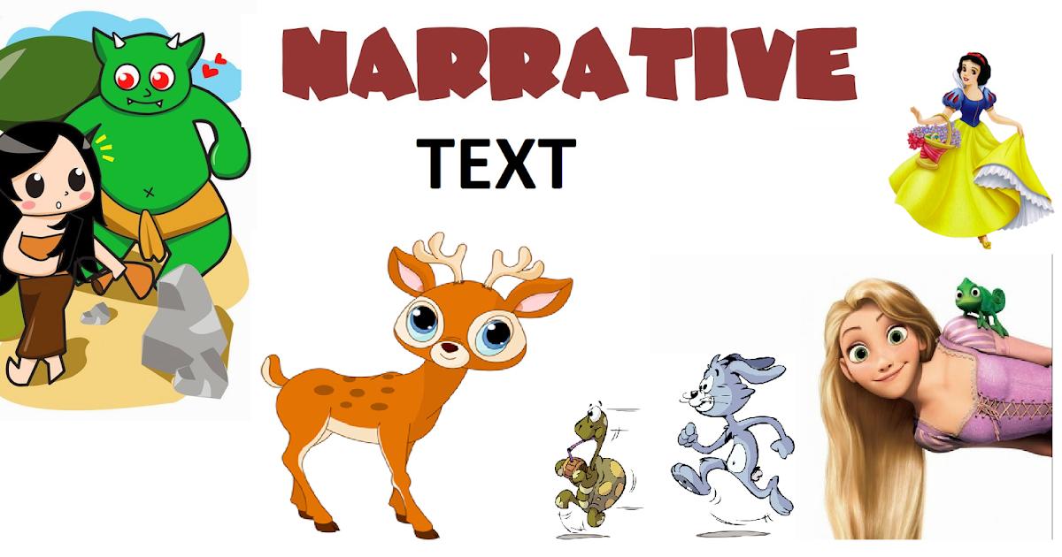 pengertian tujuan dan ciri narrative text beserta