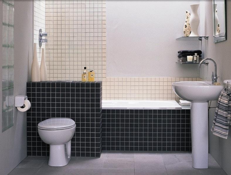 36 Motif Keramik Dinding Kamar Mandi Minimalis Yang Modern