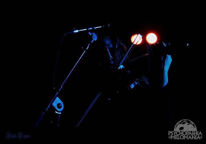 Tim Charles @Ne Obliviscaris, Cabaret Sauvage, Paris 28/10/2015