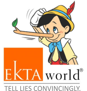 How Ekta World is trying to muzzle and prevent us reporting its fraud