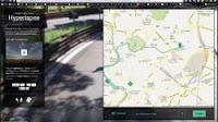 Creare il video di un percorso stradale con Street View