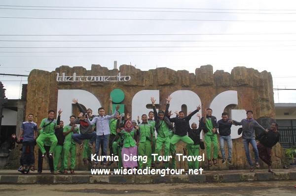 peserta kurnia dieng tour dari jepara