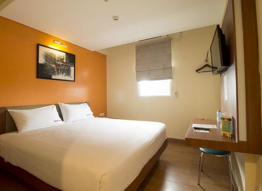 kamar hotel murah