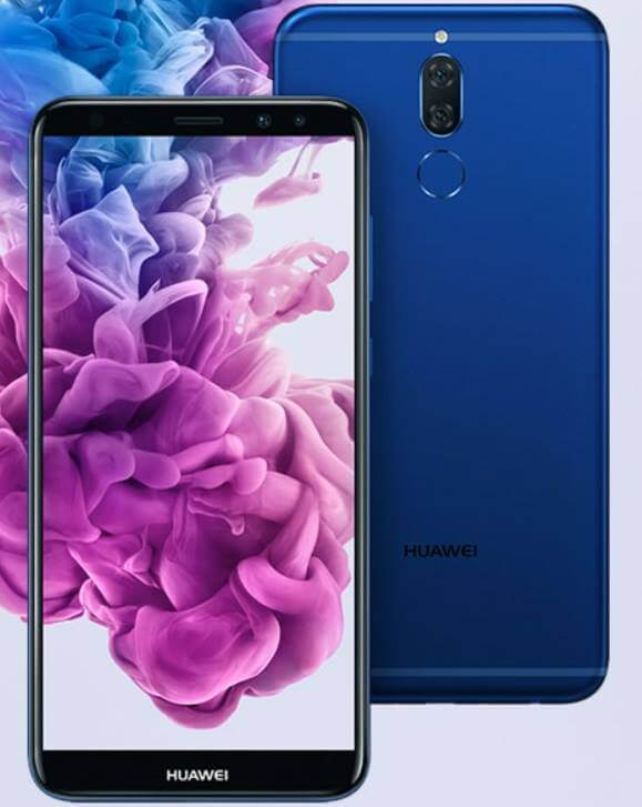 Huawei Nova 2i with Quad Cameras Yours for Php14,990 with FREE JBL Speaker worth Php6,495