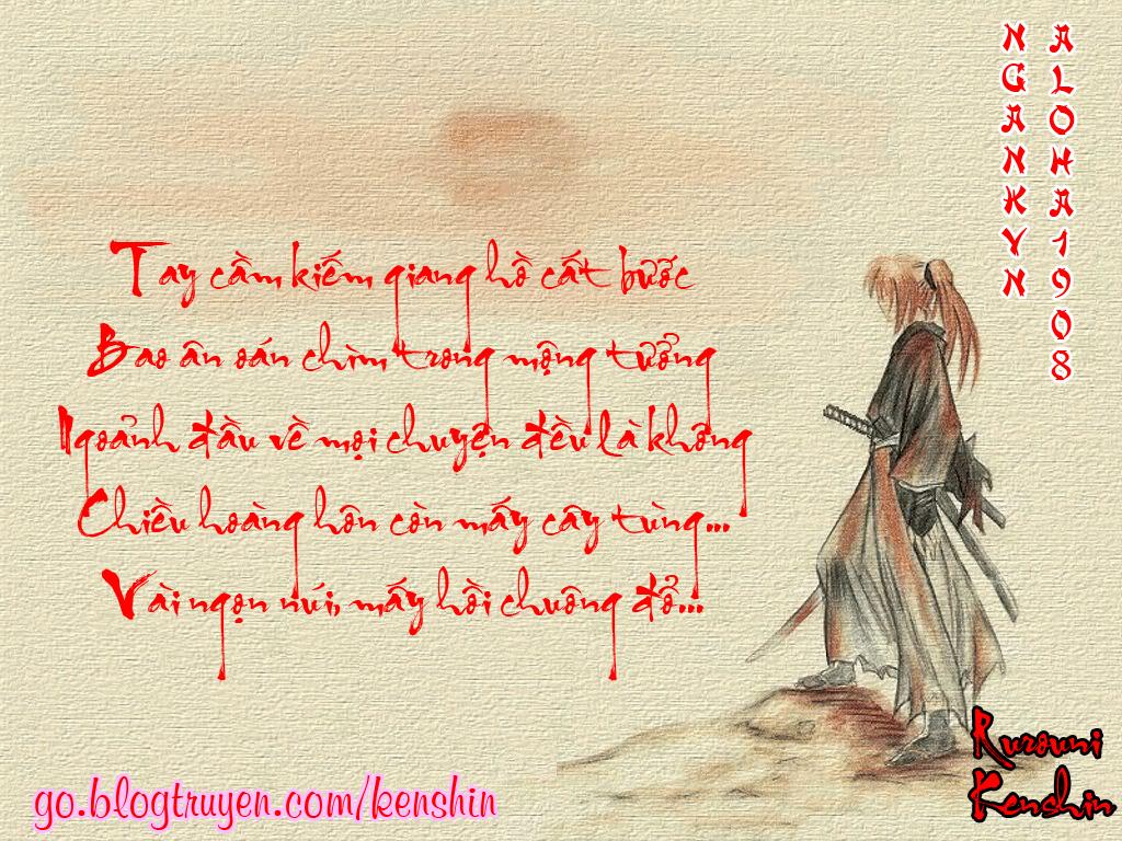 Rurouni Kenshin chap 33 trang 21