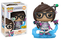 Funko Pop! Mei Hot Topic