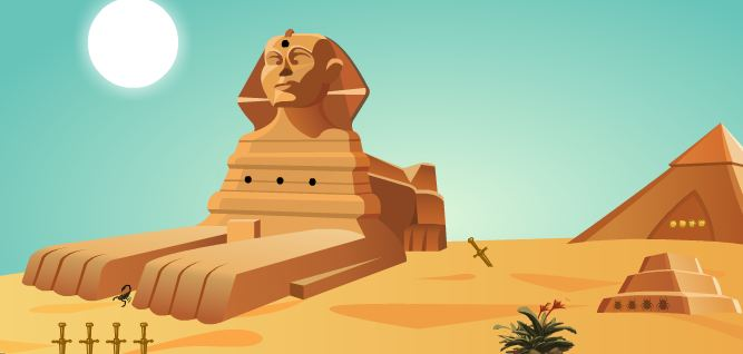 Games4Escape Egypt Diamond Escape Walkthrough