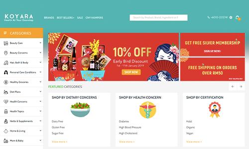 koraya website