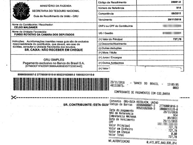 Flagrado por aplicativo, deputado devolve à Câmara R$ 727 por 13 refeições no mesmo dia