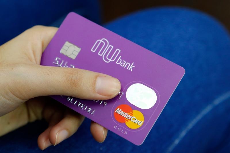 nubank cartão de crédito