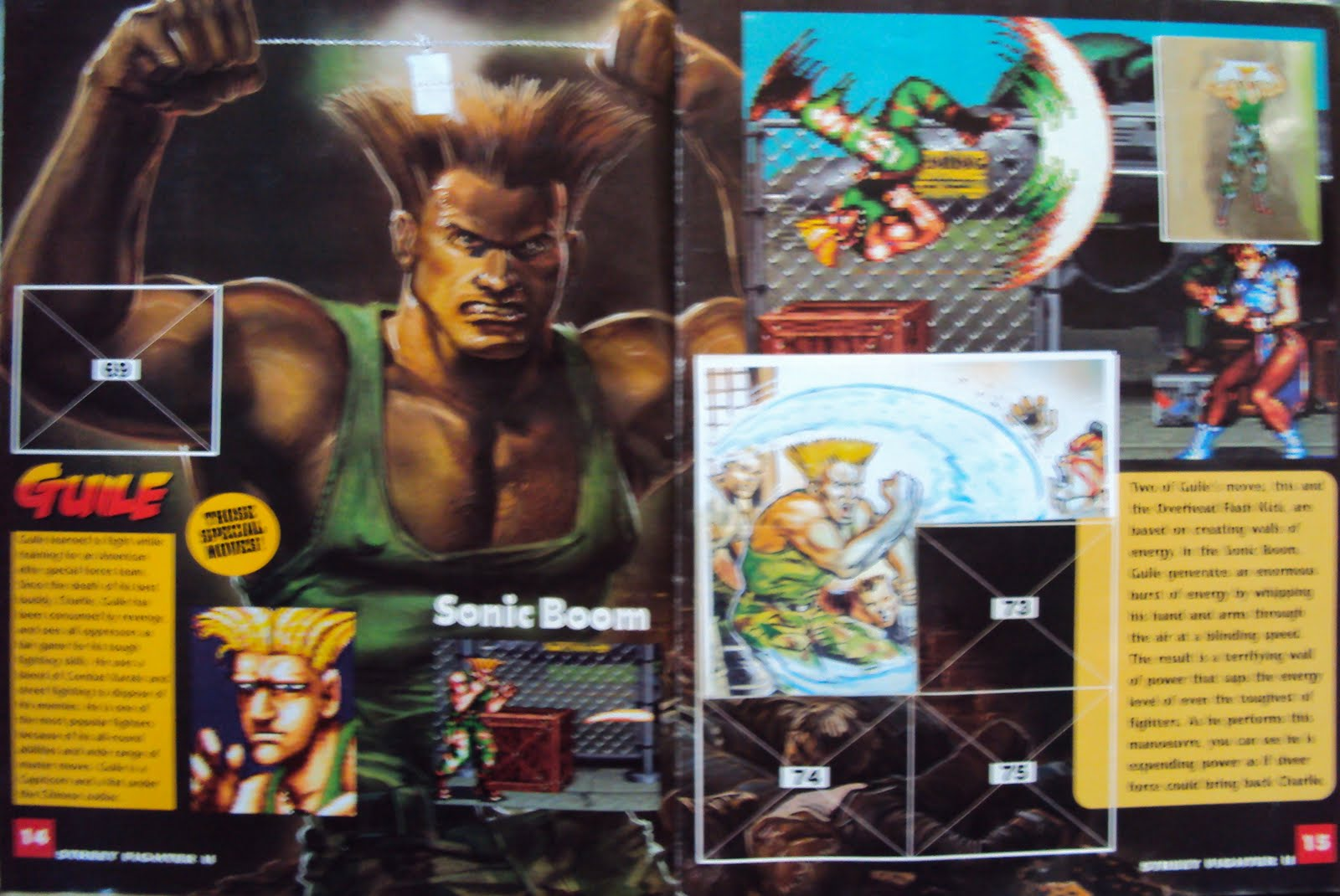 On The End Of A Quill Street Fighter 2 Super Street Fighter 2