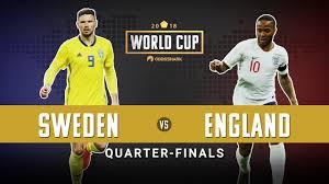 مشاهدة مباراة انجلترا والسويد Sweden VS England Live بث مباشر اليوم 7-7-2018